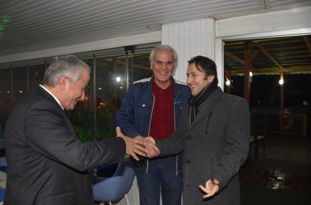 Başkanımız Hüseyin Kıyma'dan Yakakent Denizspor'a Kaynaşma Yemeği