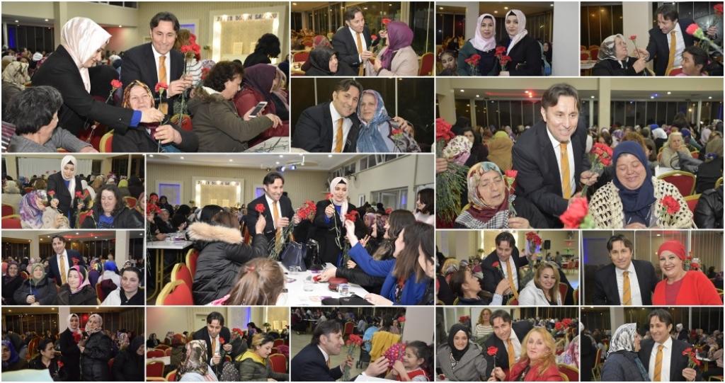 Başkanımız 8 Mart Dünya Kadınlar Günü Eğlencesi Düzenledi