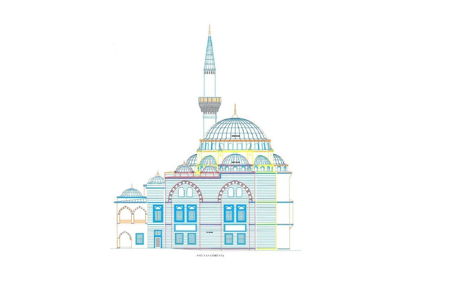 Merkez Camii Projesi
