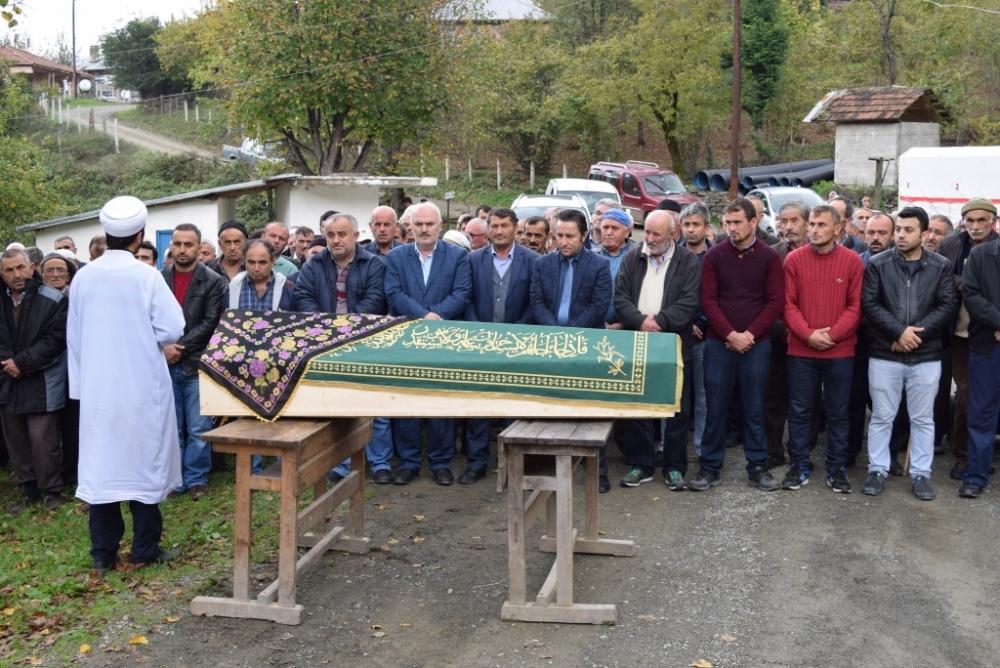 Fatma AKGÜN'ün Cenazesine Katıldık