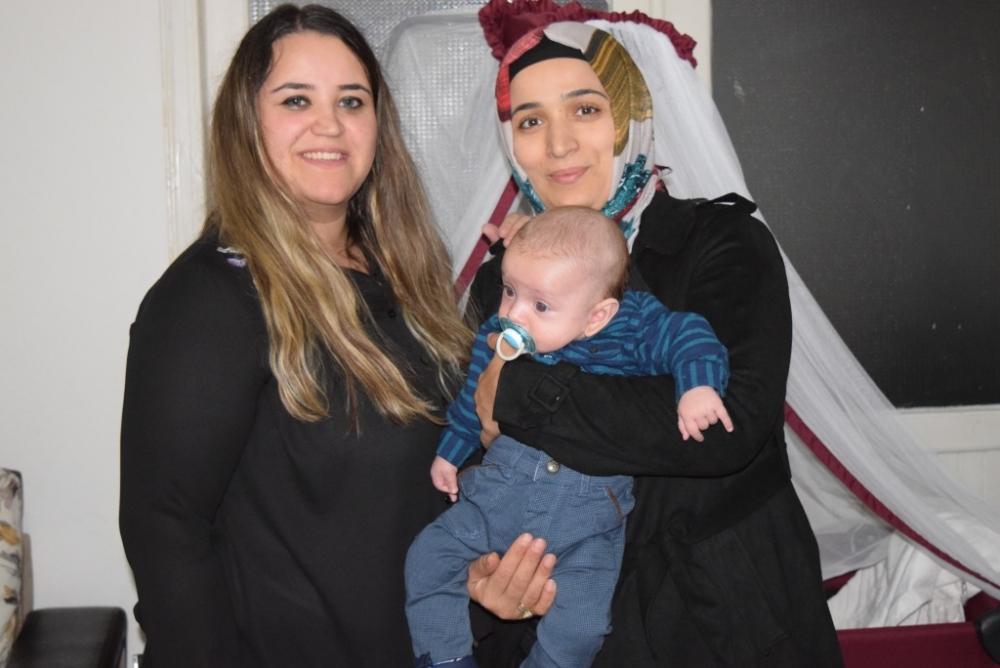 Hoş Geldin Ömer Asaf Kara Bebek