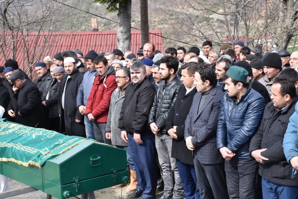 Murat KARABULUT'un Cenazesine Katıldık