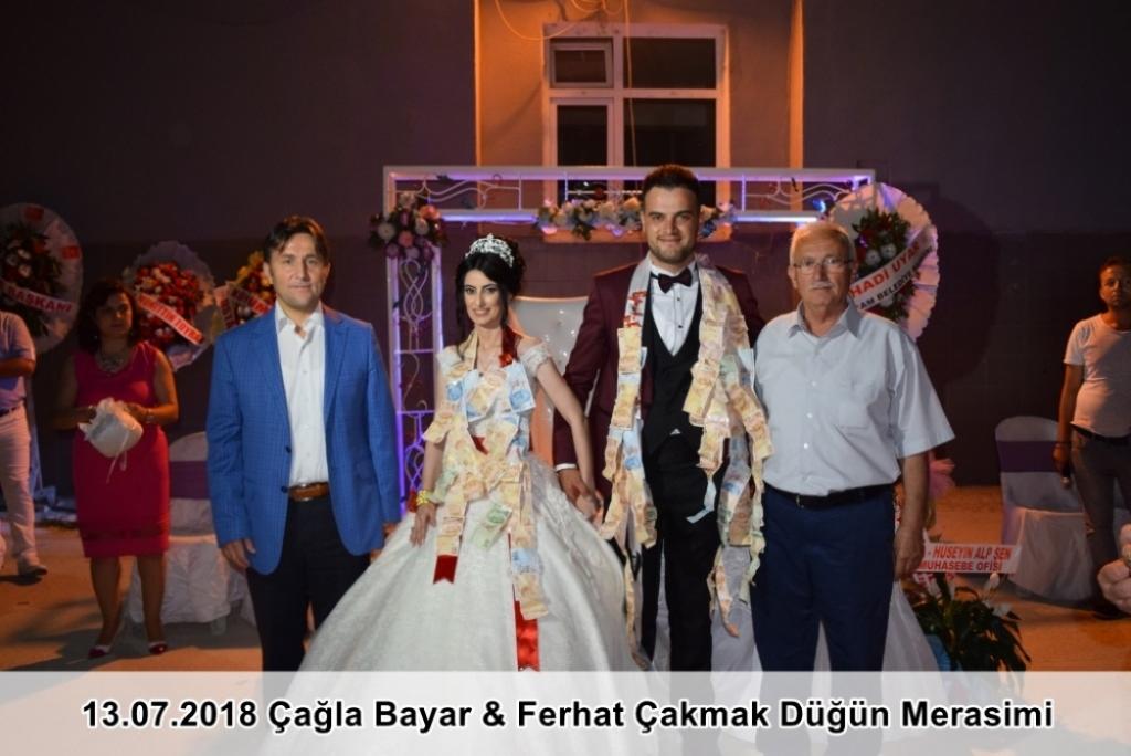 Belediye Başkanımız İlçemizde Düzenlenen Düğün ve Nişan Merasimlerine Katıldı