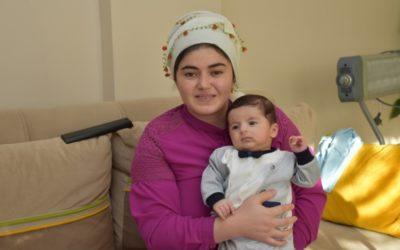 Hoş Geldin Ali Ensar Çakır Bebek