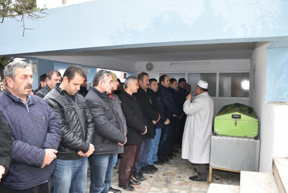 Mehmet AK'ın  Cenazesine Katıldık