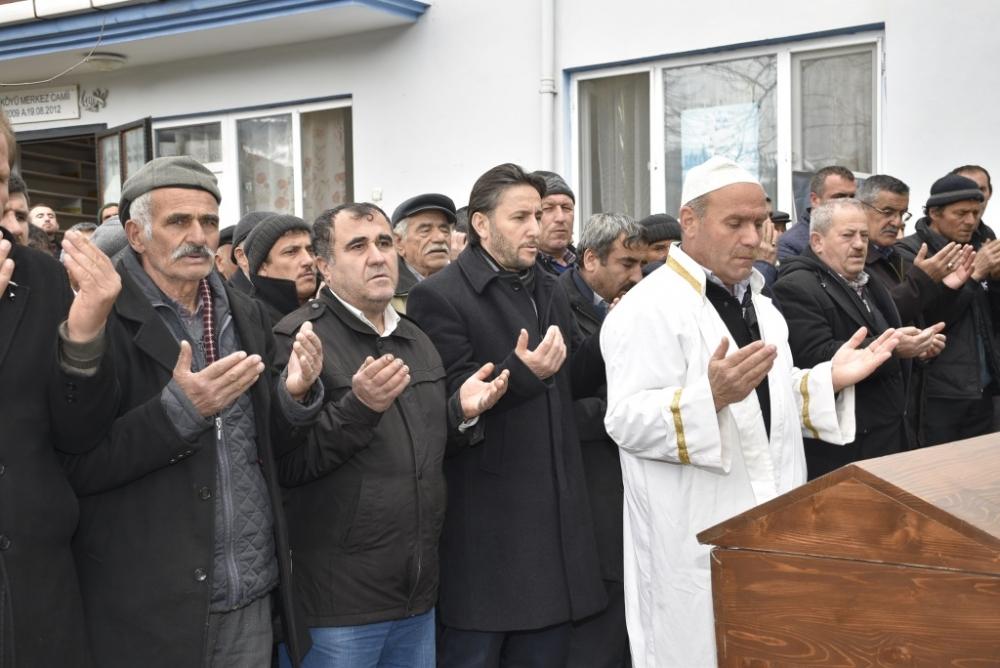 Mustafa KOCA'nın Cenazesine Katıldık