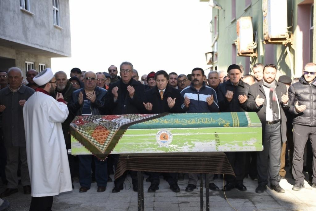 Fatma DURHAT'ın Cenazesine Katıldık