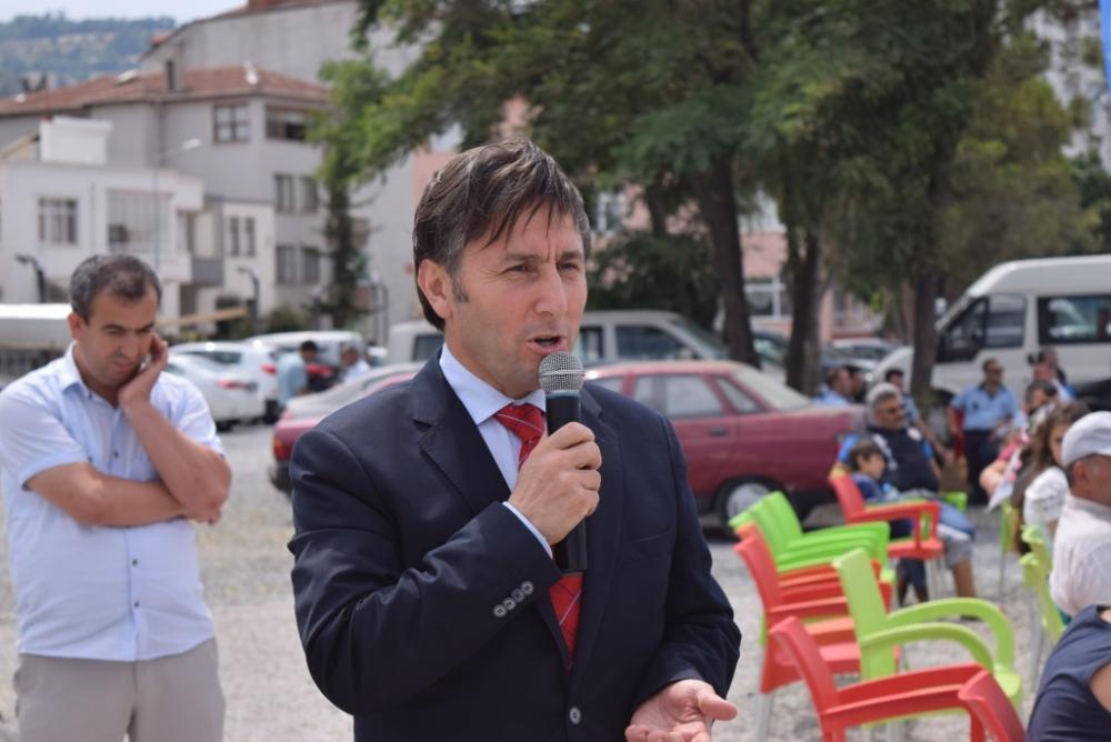 Türkiye Petank (Bocce) Türkiye Final Etabı Yakakent'te Başladı