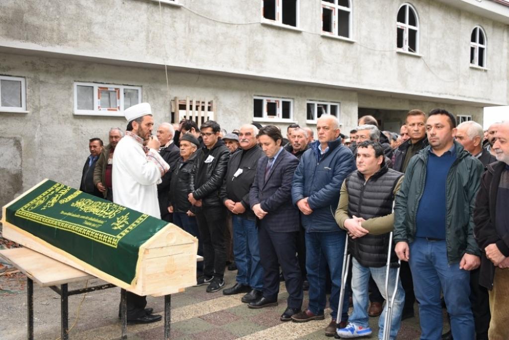 Hasan KILINÇ'ın Cenazesine Katıldık