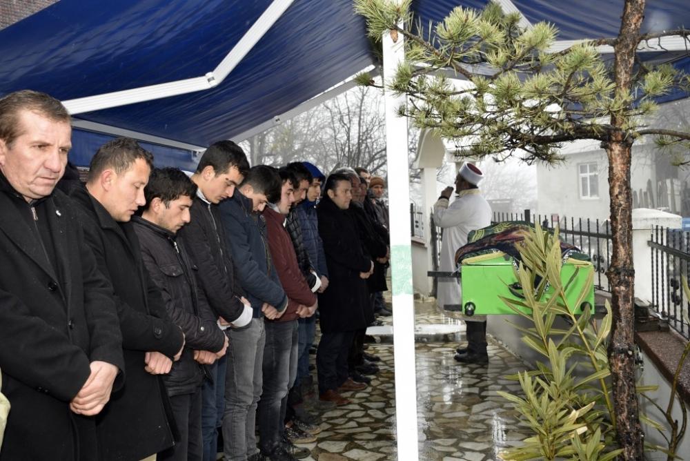 Fatma BABACAN'ın Cenazesine Katıldık