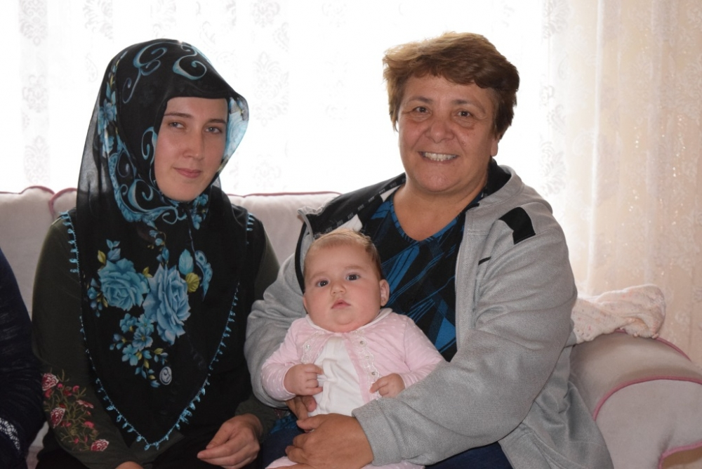 Hoş Geldin Ayşenur Karagülle Bebek