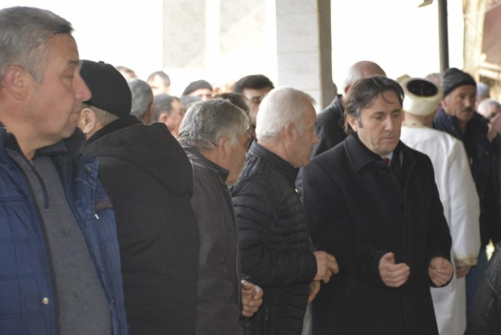 Rahime KURT'un Cenazesine Katıldık