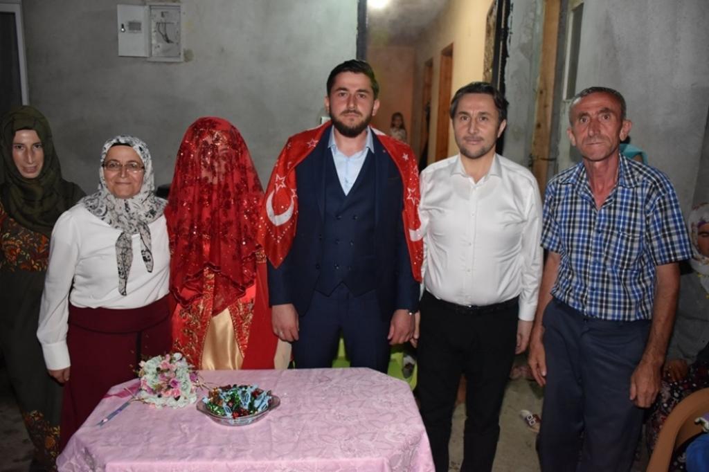 Meryem ve Mustafa ÖZTÜRK Kardeşlerimizin Kına Merasimine Katıldık