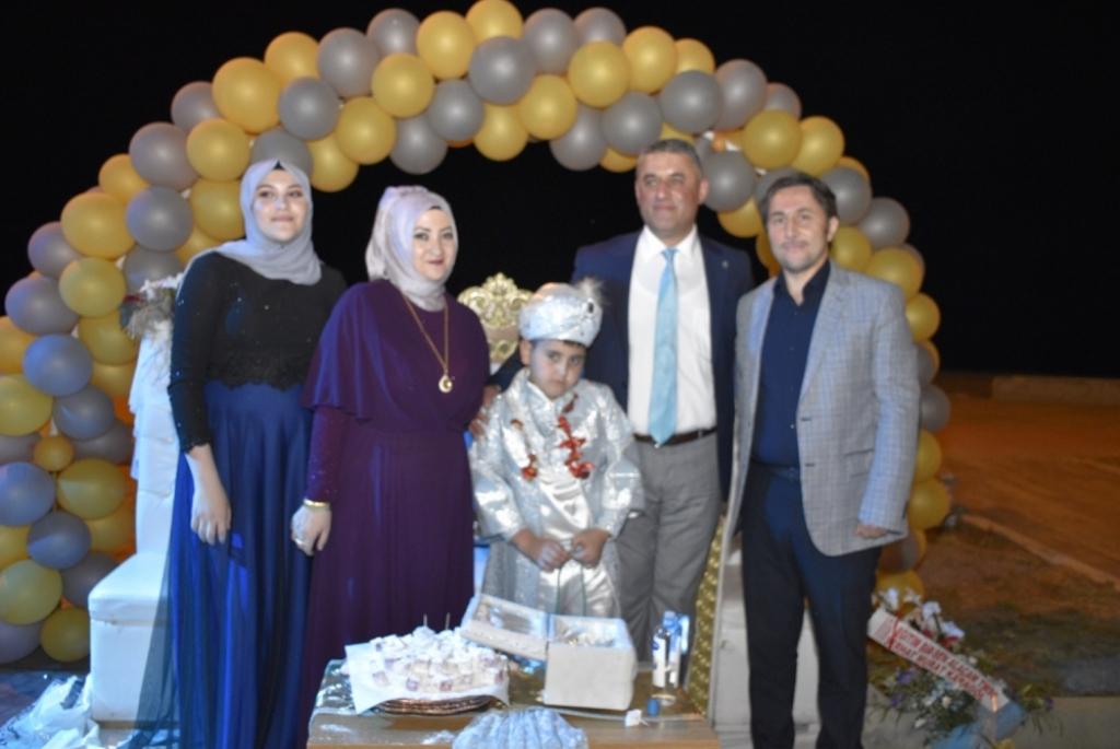 Mustafa Yiğit KARA'nın Sünnet Düğününe Katıldık