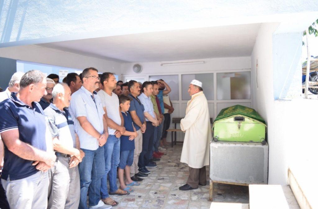 Osman KIDIL'ın Cenazesine Katıldık