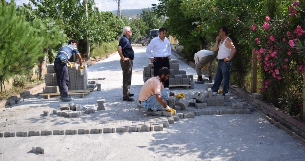 Merkez Mahallesi Bahçelievler Mevkii Üst Yapı Çalışmalarımız Başlamıştır.