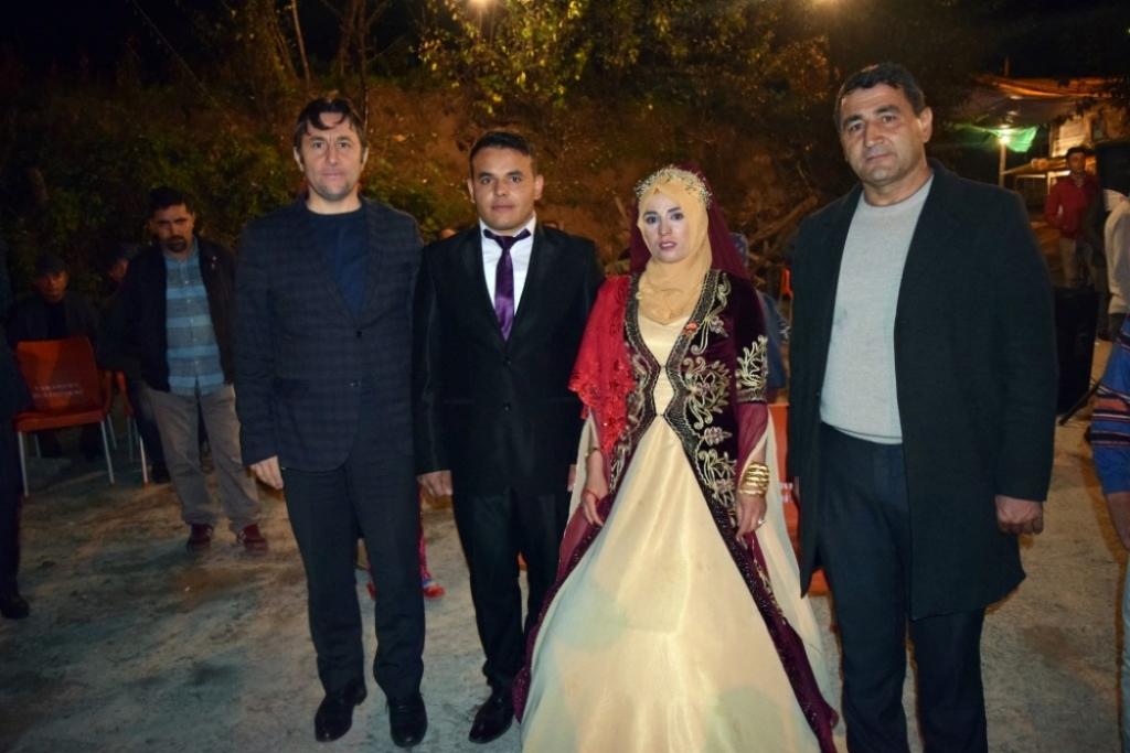 Belediye Başkanımız Düğün ve Nişan Merasimlerine Katıldı
