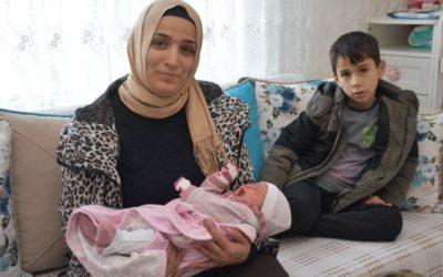 Hoş Geldin Rabia Elisa Danacı Bebek