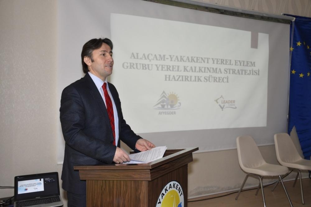 Yerel Kalkınma Stratejisi (Leader) Kapanış Toplantısı Yapıldı