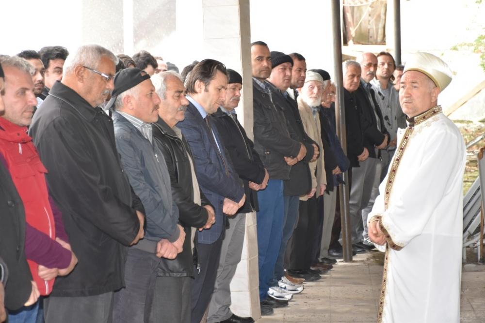 Arif KURT'un Cenazesine Katıldık
