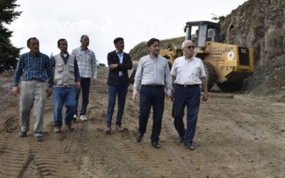 Mutaflı-Sarıgöl Mahallesi Grup Yolu Stabilize Yol Bakım-Onarım Çalışmaları