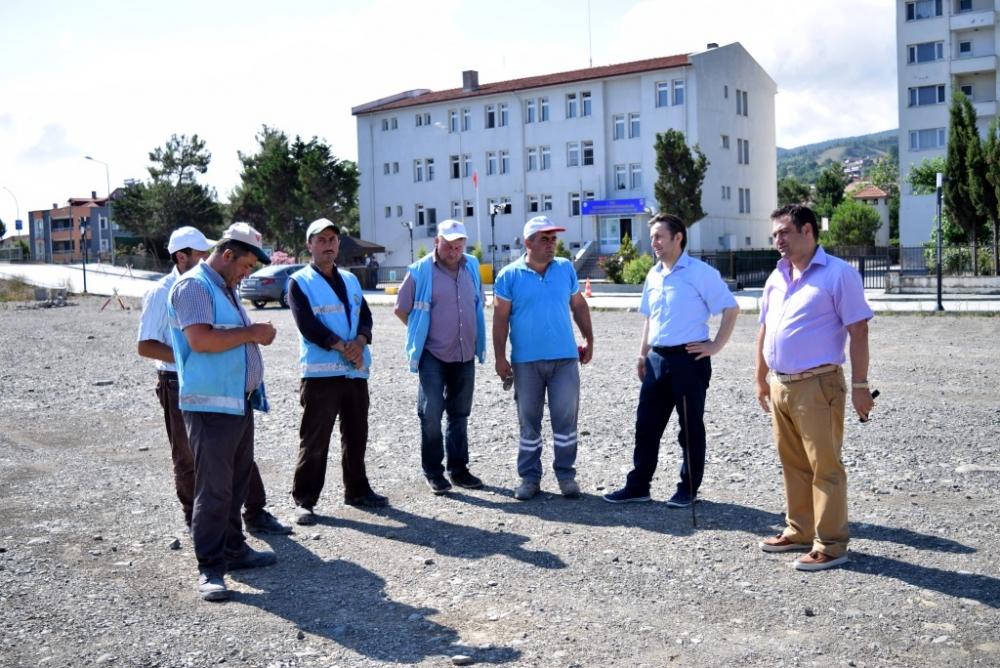 Türkiye Petank (Bocce) Birinci Ligi 5. Etap Müsabakaları Saha Çalışmalarımız Başlamıştır
