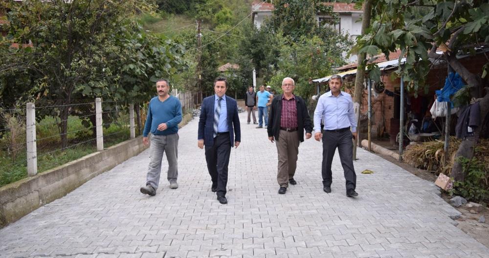 Merkez Mahallesi Torun Köyü Mevkii Üst Yapı Çalışmalarımız