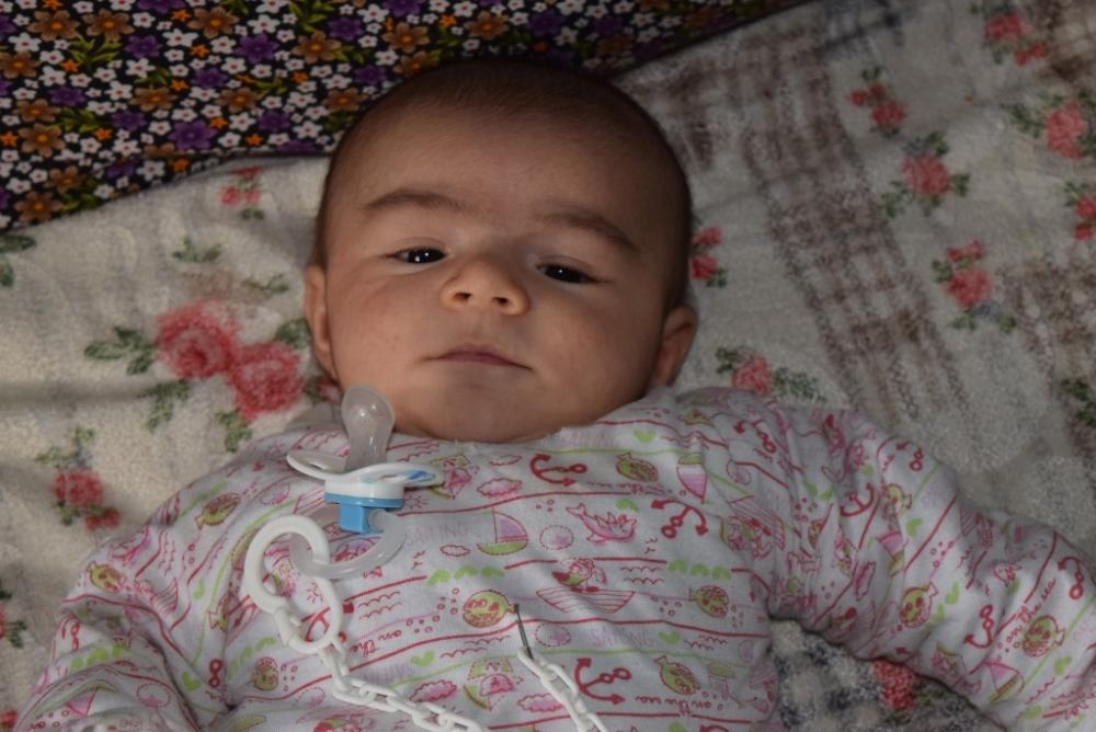 Hoş Geldin Ömer Asaf Yılmaz Bebek