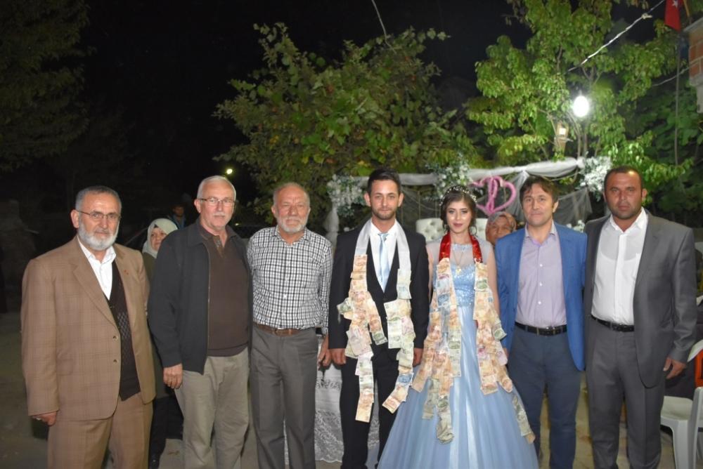 Belediye Başkanımız Düğün Merasimlerine Katıldı