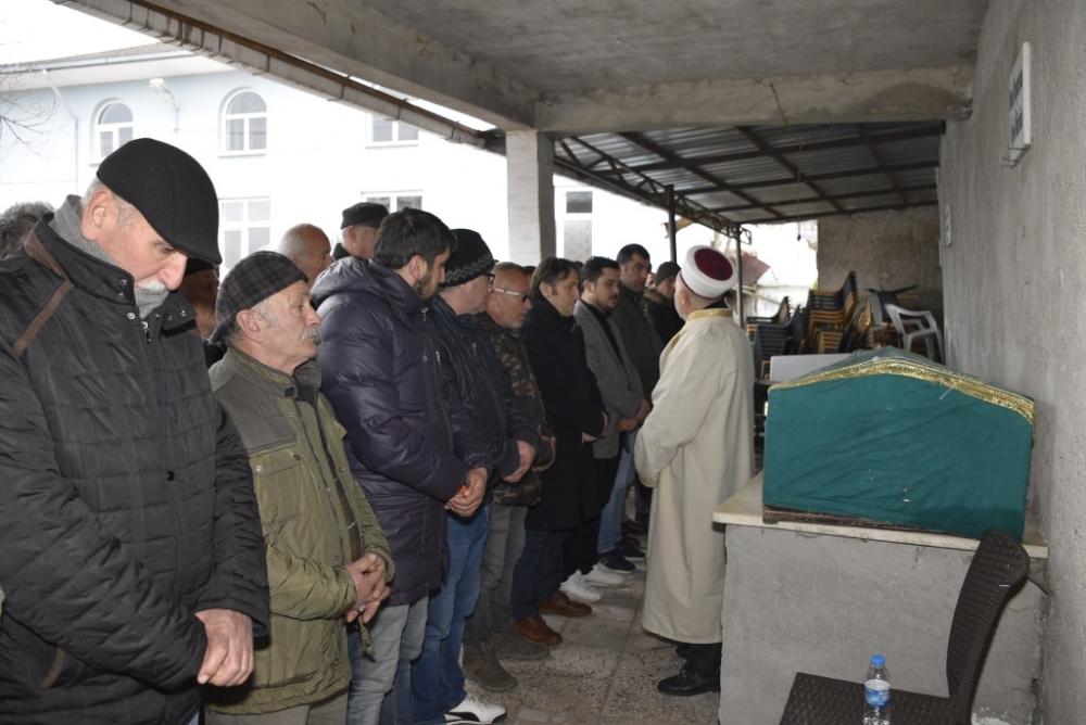 Mehmet BAYRAK'ın Cenazesine Katıldık