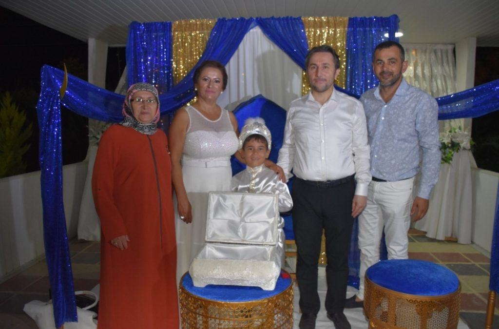 Mirza TAŞKIN'nın Sünnet Düğününe Katıldık