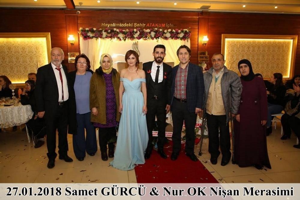Başkanımız haftasonu yapılan düğün ve nişan törenlerine katıldı.