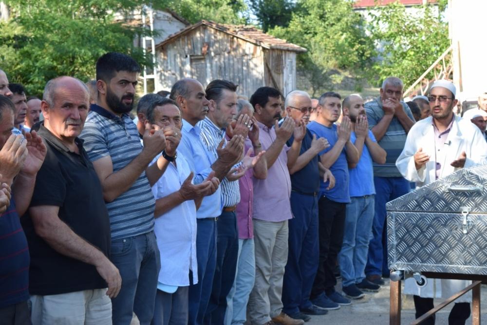 Muhammet AYDOĞDU'nun Cenazesine Katıldık