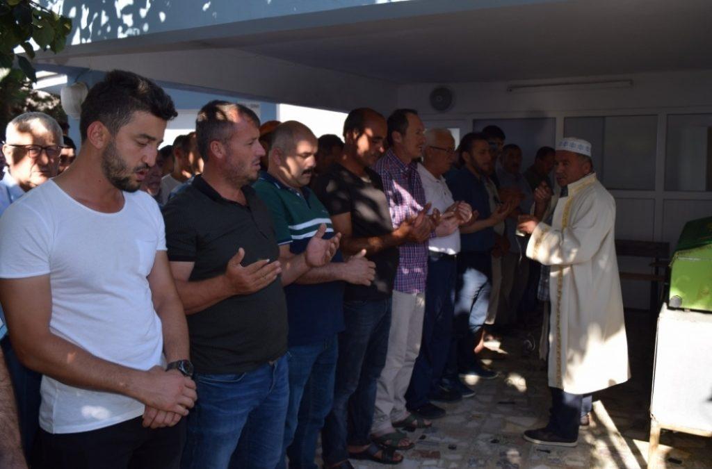 Naim KARABULUT'un Cenazesine Katıldık