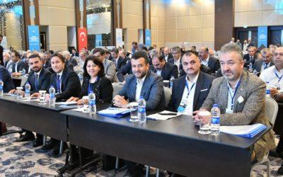 Yakakent Belediye Başkanı Hüseyin Kıyma, Yerel Yönetimler İstişare ve Değerlendirme toplantısına katıldı.