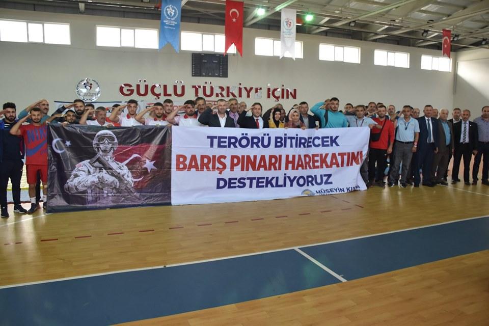 Türkiye Güreş Federasyonu Büyükler Serbest Stil 1 Lig Müsabakaları Bugün Yakakent Kapalı Spor Salonunda Yapıldı