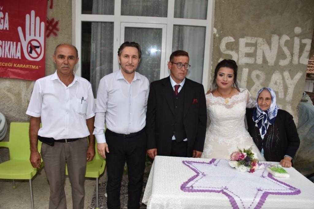 Esma ve Metin ALAGÖZ Çiftinin Düğün Merasimine Katıldık