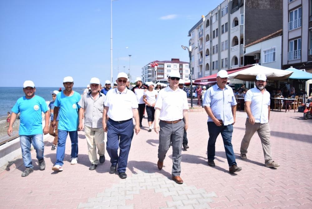 Yakakent Belediyesi 46. Kültür Sanat ve Deniz Oyunları Festivali Açılışı
