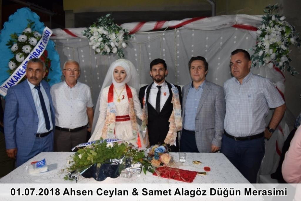 Başkanımız Hüseyin Kıyma ilçemizde hafta sonu ve hafta içi yapılan düğünlere katıldı.
