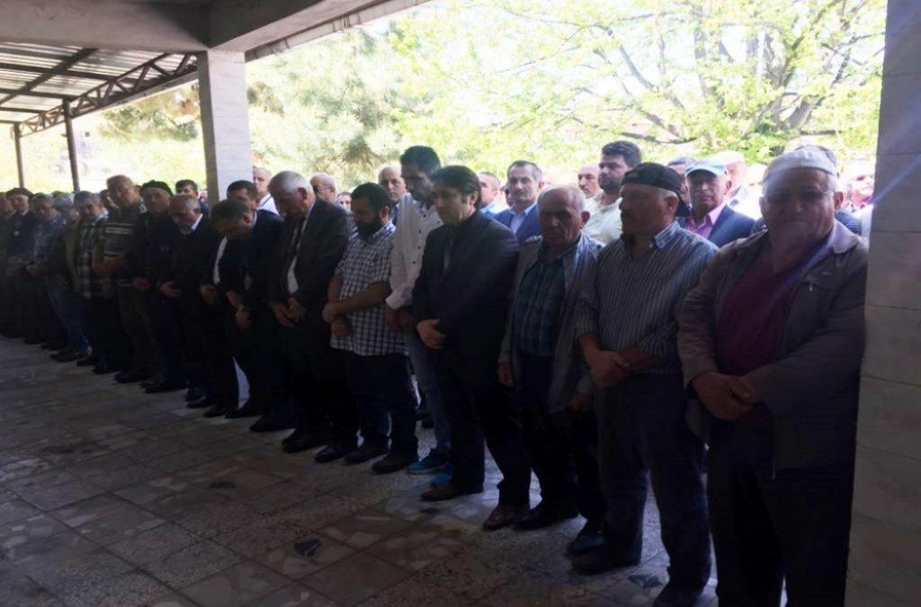 Mehmet GÜNEL'in Cenazesine Katıldık