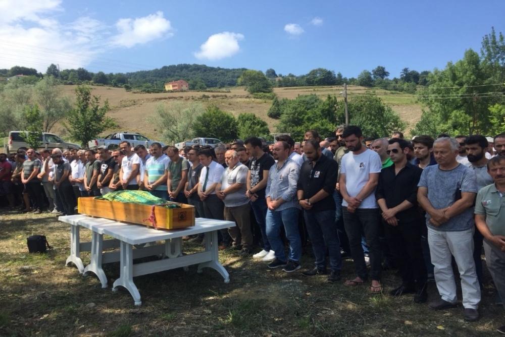 Kemal Suat OKUR'un Cenazesine Katıldık