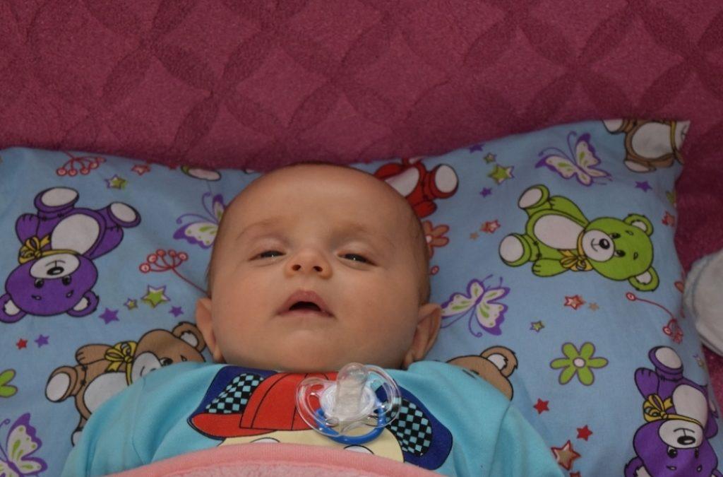 Hoş Geldin Ayaz Efe Erdoğmuş Bebek