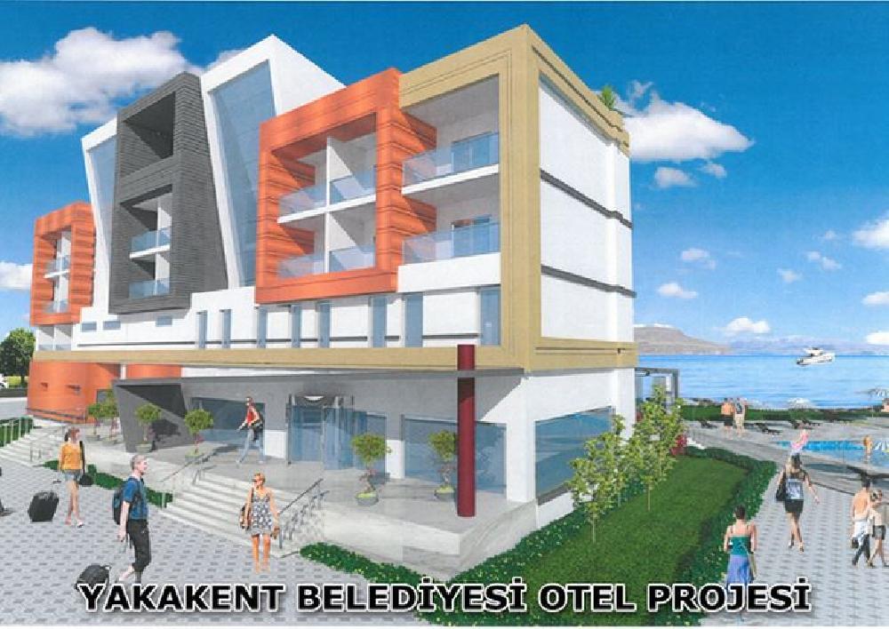 Yakakent Belediyesi Otel Projesi