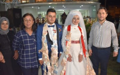 Tuğba ve Gökhan ELMACI Çiftinin Düğün Merasimine Katıldık