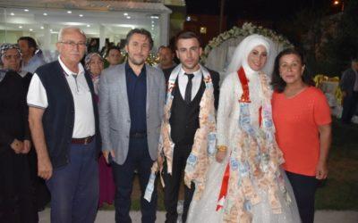 Dilek ve Muhammet Çiftinin Düğün Merasimine Katıldık