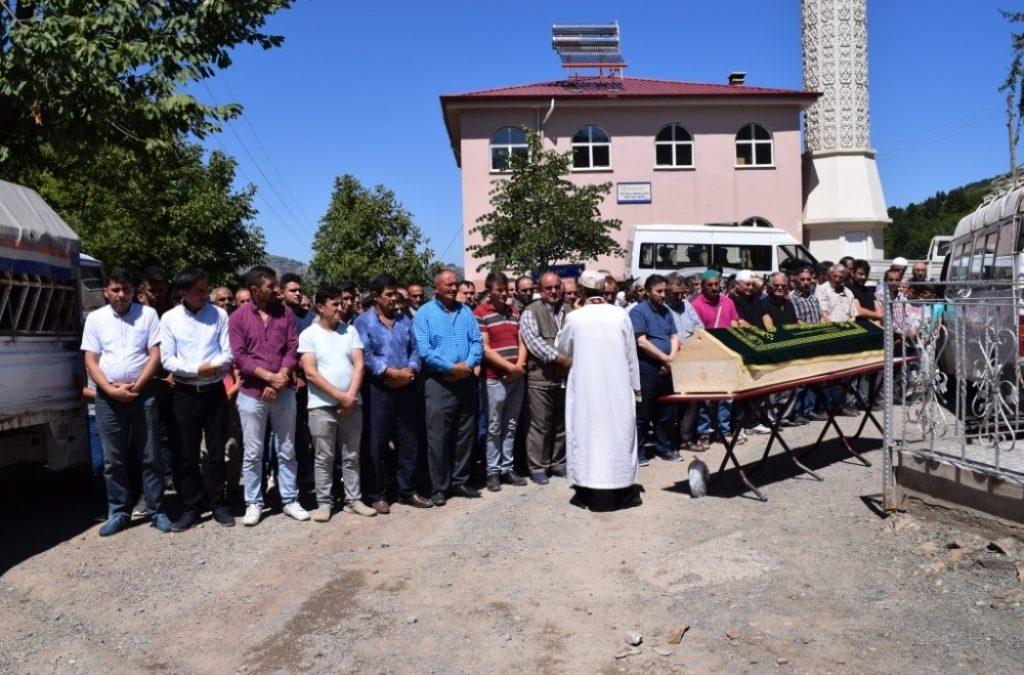 Mehmet YILMAZ'ın Cenazesine Katıldık