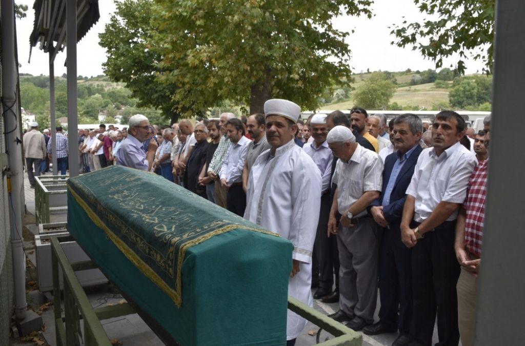 Beşir ÇELİK'in Cenazesine Katıldık