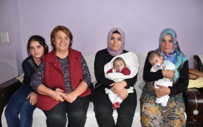 Hoş Geldiniz Azim ve  Aziz  Demirtaş Bebekler