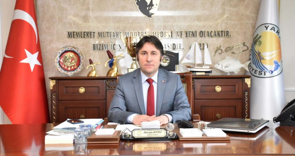 Başkanımız Sayın Hüseyin KIYMA'nın Yeni Yıl Mesajı