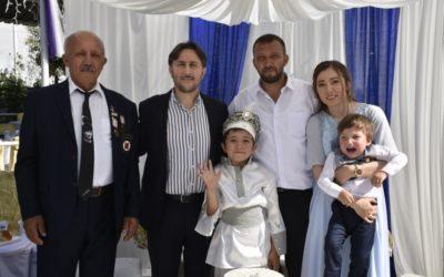 Ahmet Emir ile Alp Tuğra ÖZDEMİR'in Sünnet Düğününe Katıldık